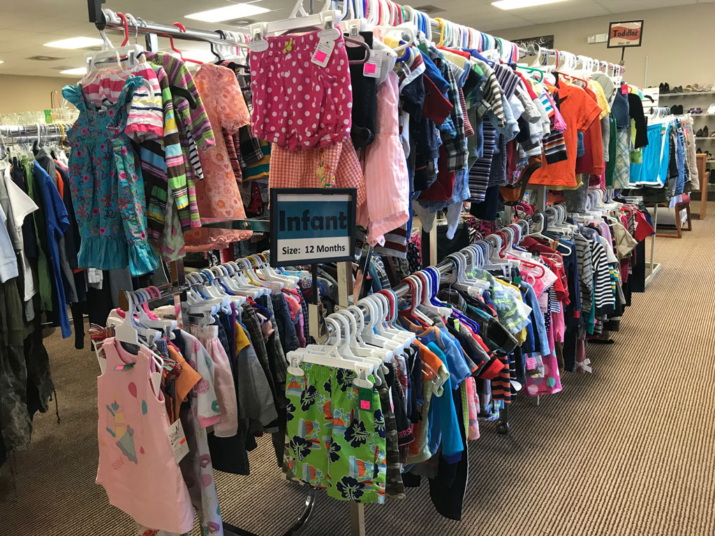 clean children's clothes for sale