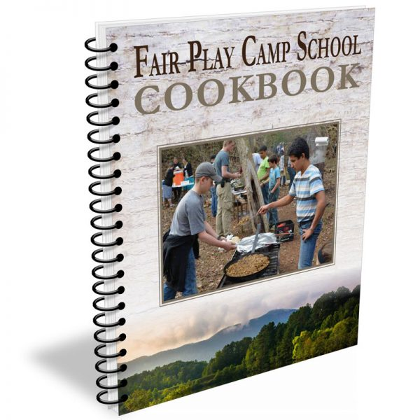 Fair Play Camp School cookbook